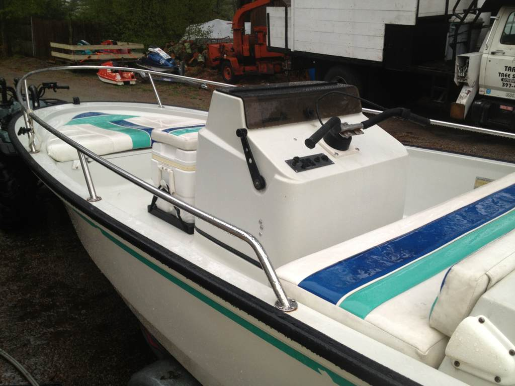 94 boston whaler rage engine conversion - Page 2