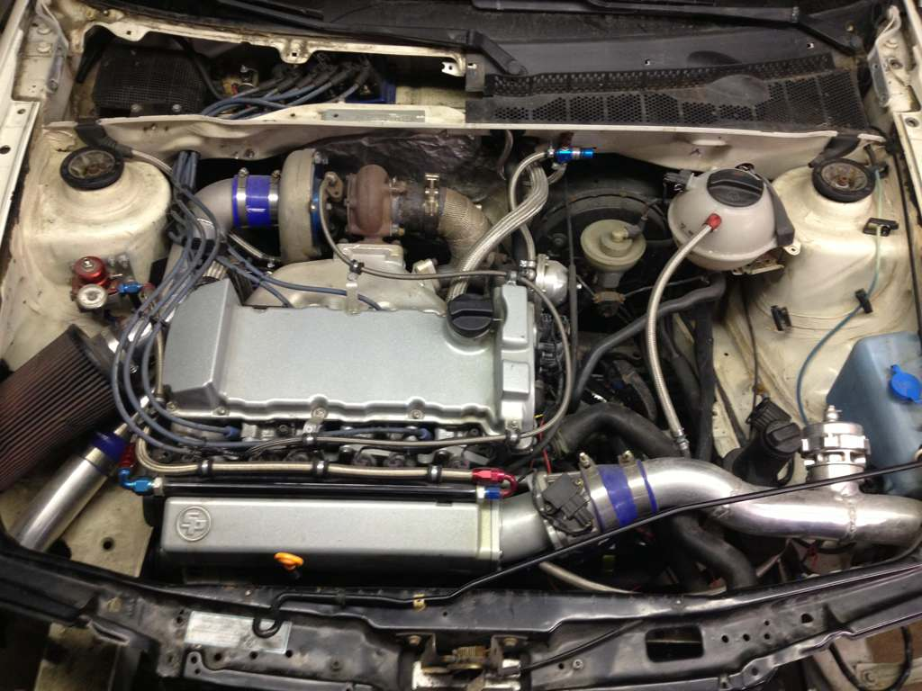 VWVortex com - FS: Almost Complete 12v VR6 Turbo Kit - Turbo