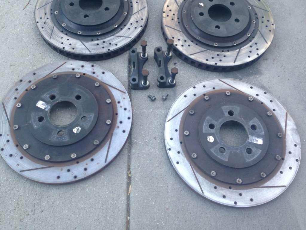 Baer 2 piece rotors