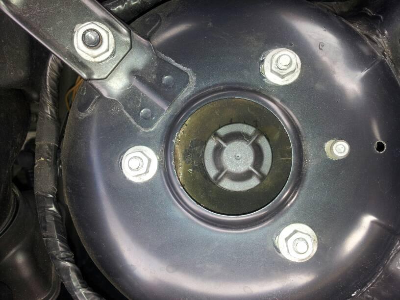Hunter wheel alignment - Z4-forum com