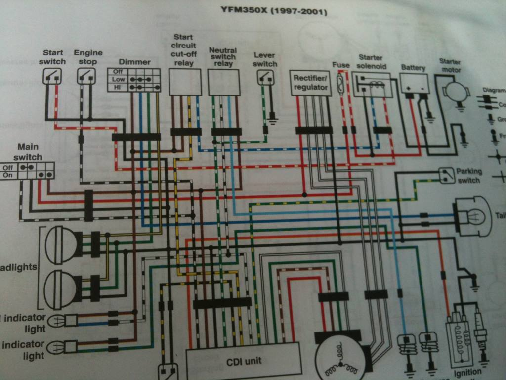 nu4emu7y is it tested cdi? [archive] yfm350 com forums yamaha warrior stator wiring diagram at eliteediting.co