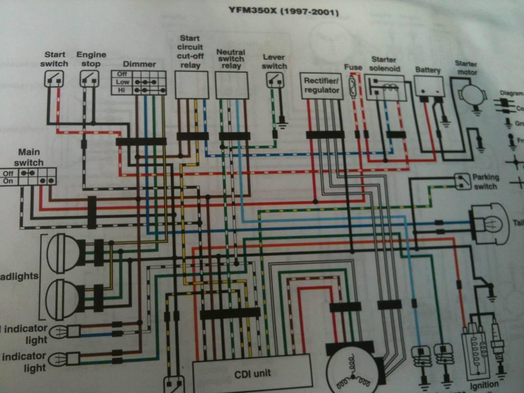 wiring diagram for yamaha 350 warrior wiring image 2002 yamaha warrior 350 wiring diagram 2002 yamaha warrior 350 on wiring diagram for yamaha 350