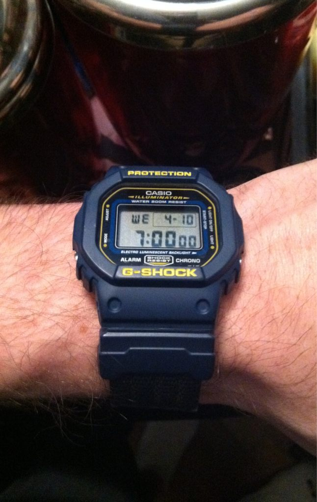 If you had to choose just one G-Shock? - Page 2