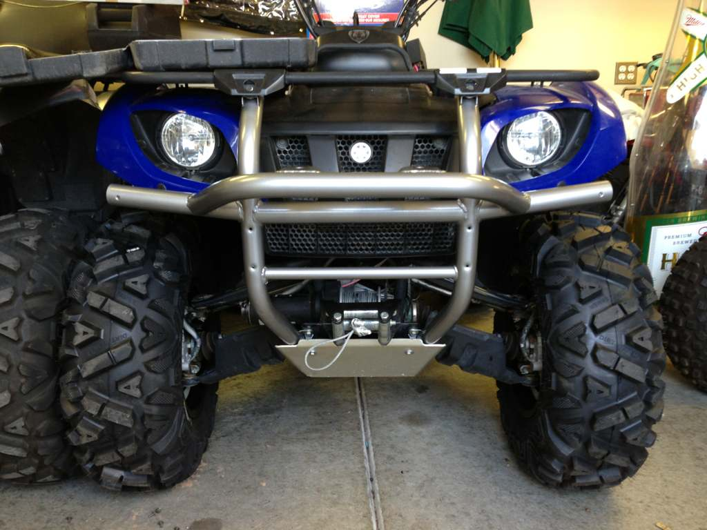 Grizzly 660 bumper mod pics inside yamaha grizzly atv forum this image has been resized click this bar to view the full image the original image is sized 12 sciox Image collections
