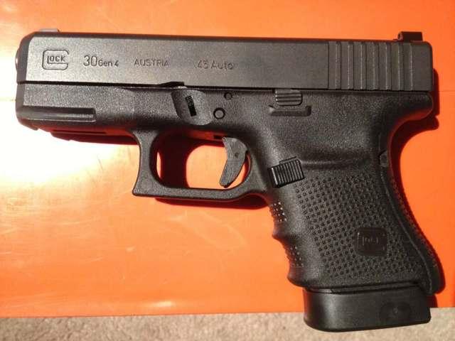 Glock 30s Gen 4 Image
