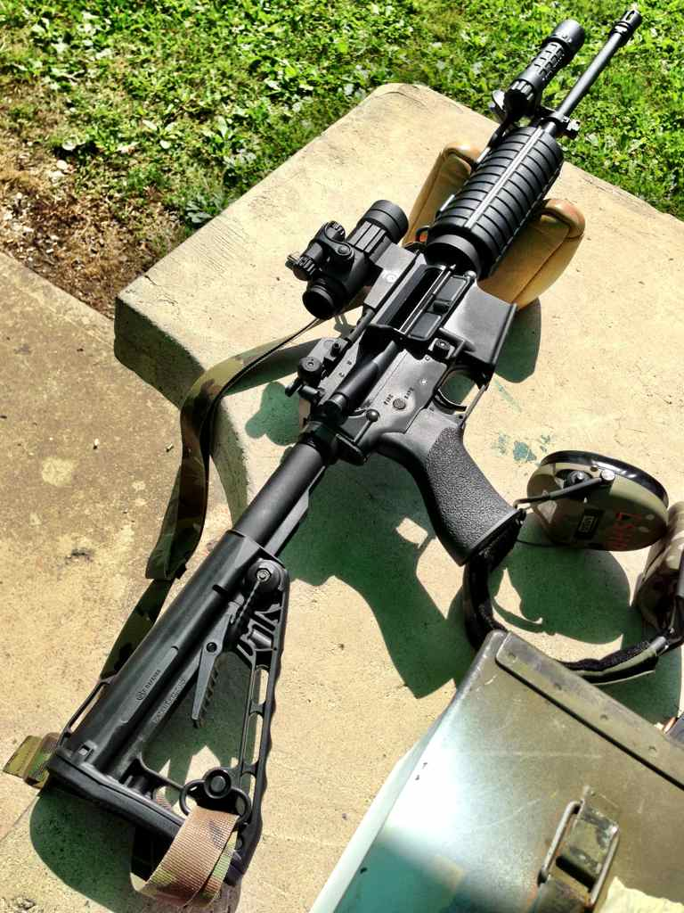 Thoughts on the Colt AR6720 Lightweight LE Carbine [Archive