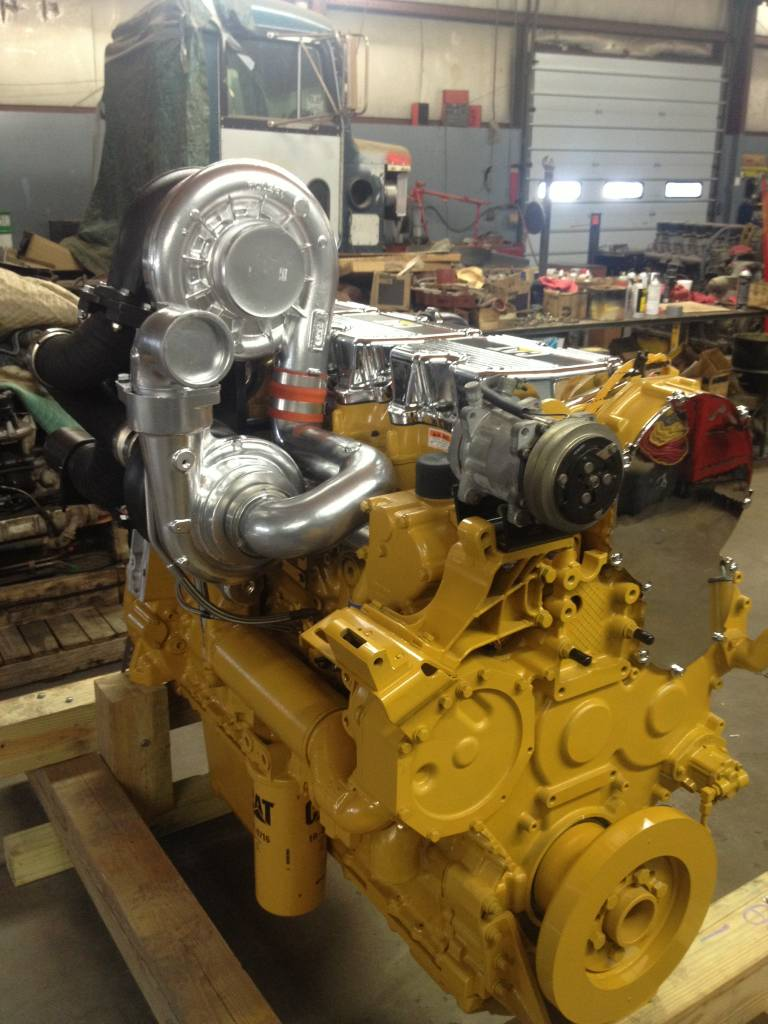 Acert C15 475hp Injector & Turbo Question [Archive