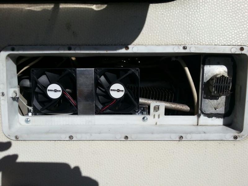 Bomann Kühlschrank Lüfter : Wohnmobil kühlschrank lüfter: lüfter für absorber worauf kommt es an