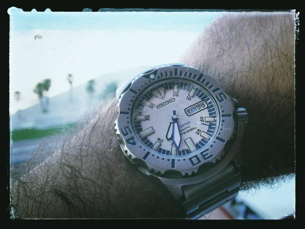 ¿Que reloj llevamos hoy? - Página 3 E8aba8es