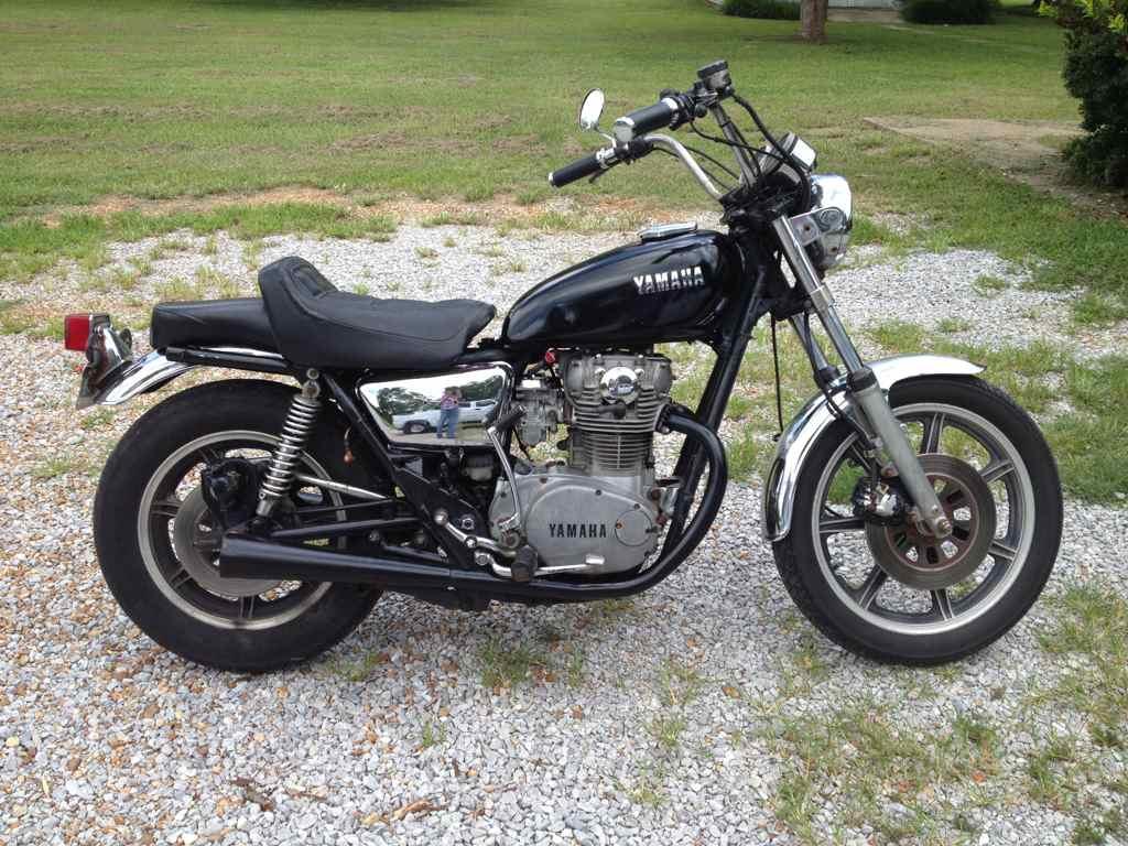 Diesel's XS650