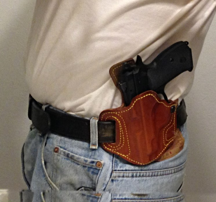 What holsters fit the PCR?