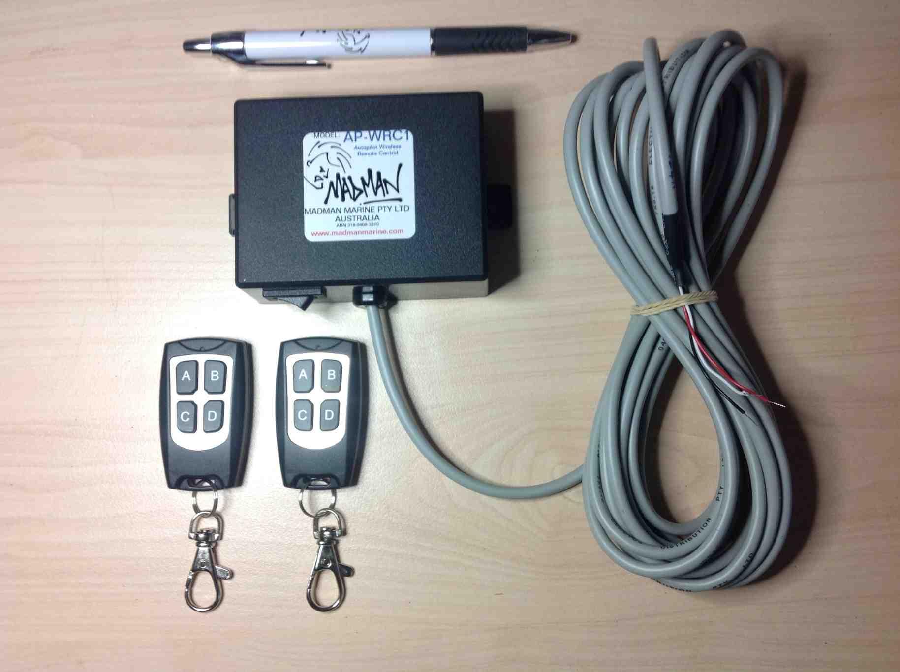 Autopilot Wireless Remote Control - SailNet Community