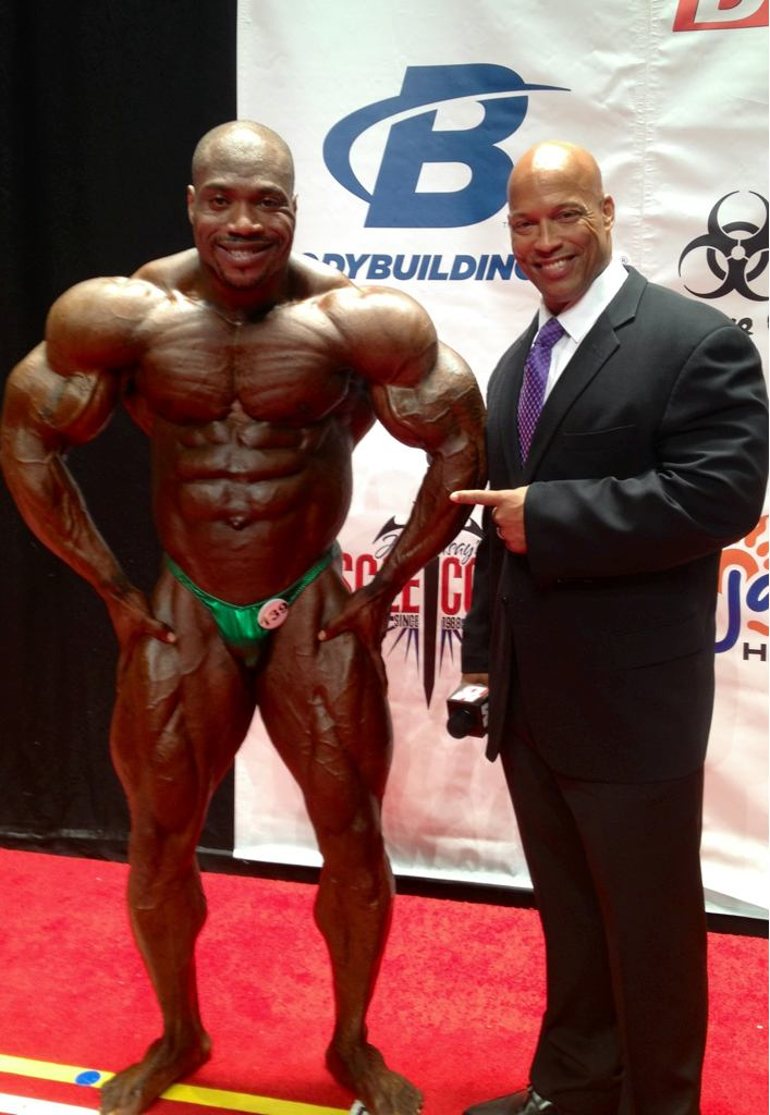 Article: Max Charles - Overall winner at the 2013 USA's!