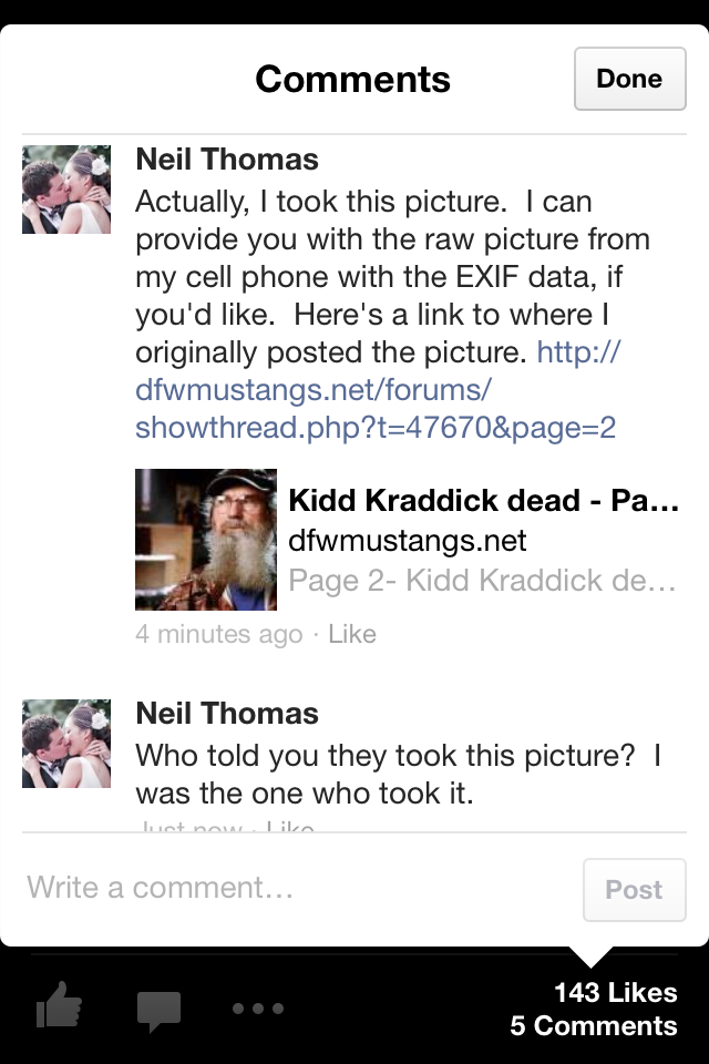 Kidd Kraddick dead [Archive] - DFW Mustangs