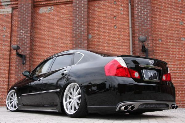Image Gallery M45 Body Kit For