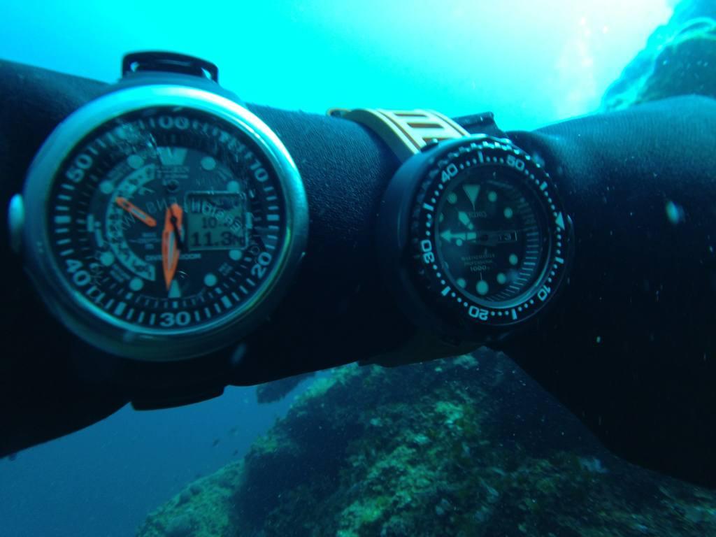 Ronilački satovi A4e2aqu8