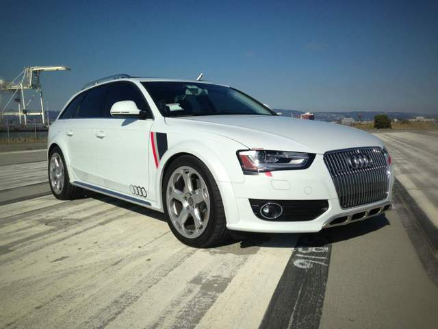 B85 A4 Allroad Project S Line Concept Repost From B8 Forum