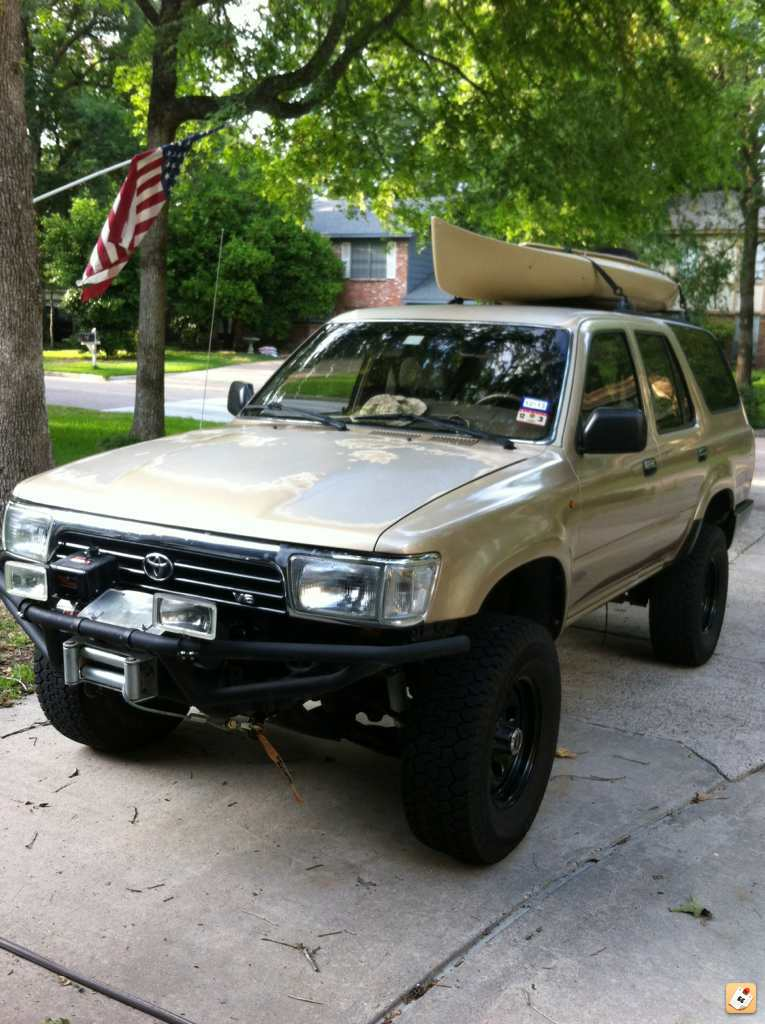 2nd Gen 4runners Expedition Portal