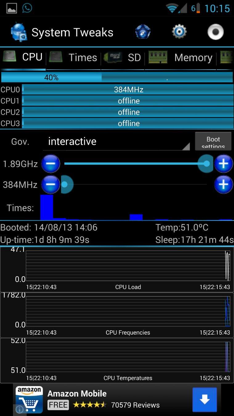 System Tuner Pro screenshot 5.