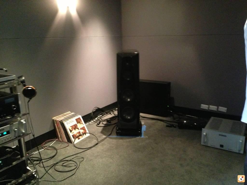 Comparison Raidho D3 vs Wilson Audio Alexia's