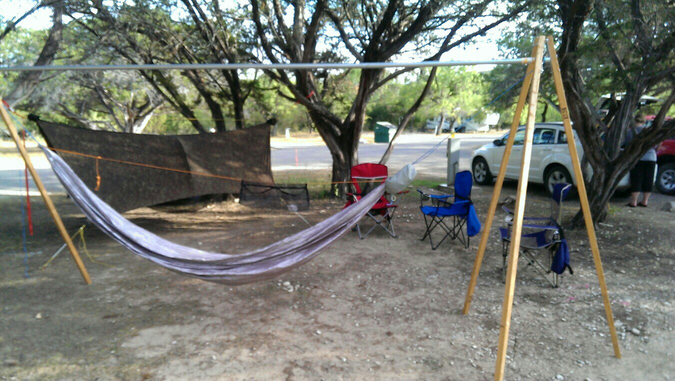 garner state park texas family car camping  rh   hammockforums