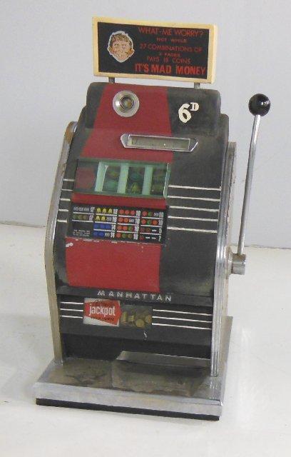 Mad Money Slot Machine