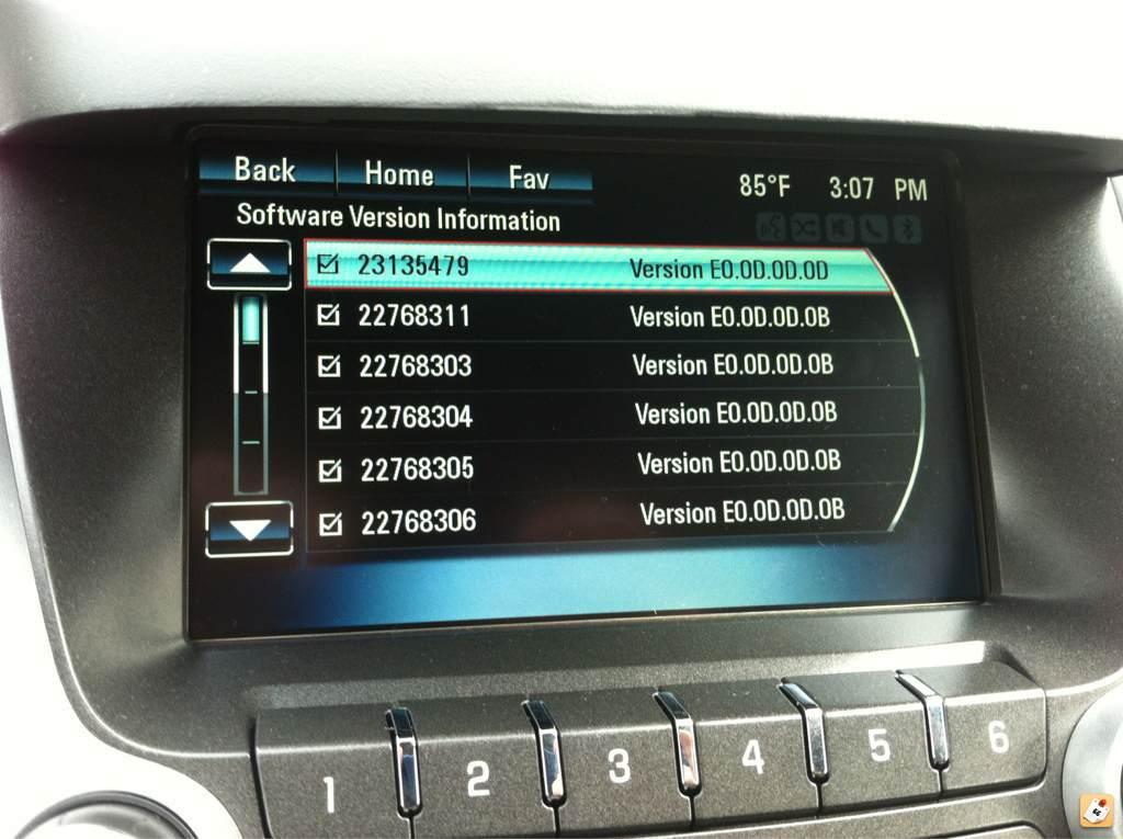 Chevy Mylink Software Update >> Mylink Information For Developers Page 3 Camaro5 Chevy Camaro