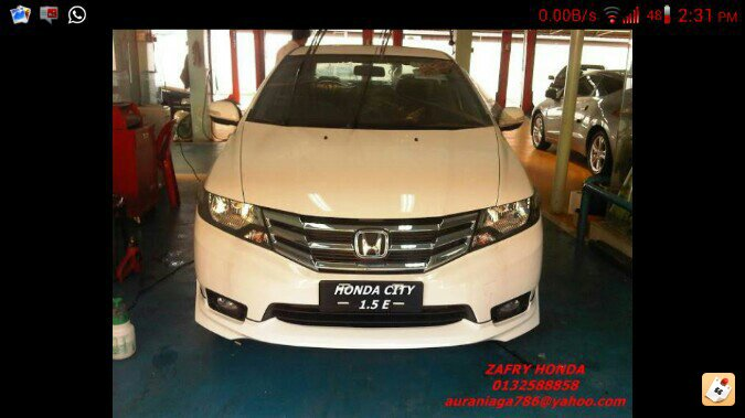 Body kit for city - 8uge7a3a