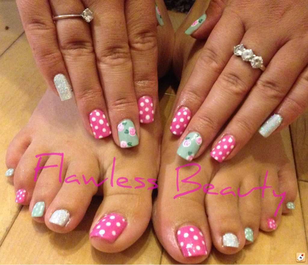 Show Us Your Gelish Nails