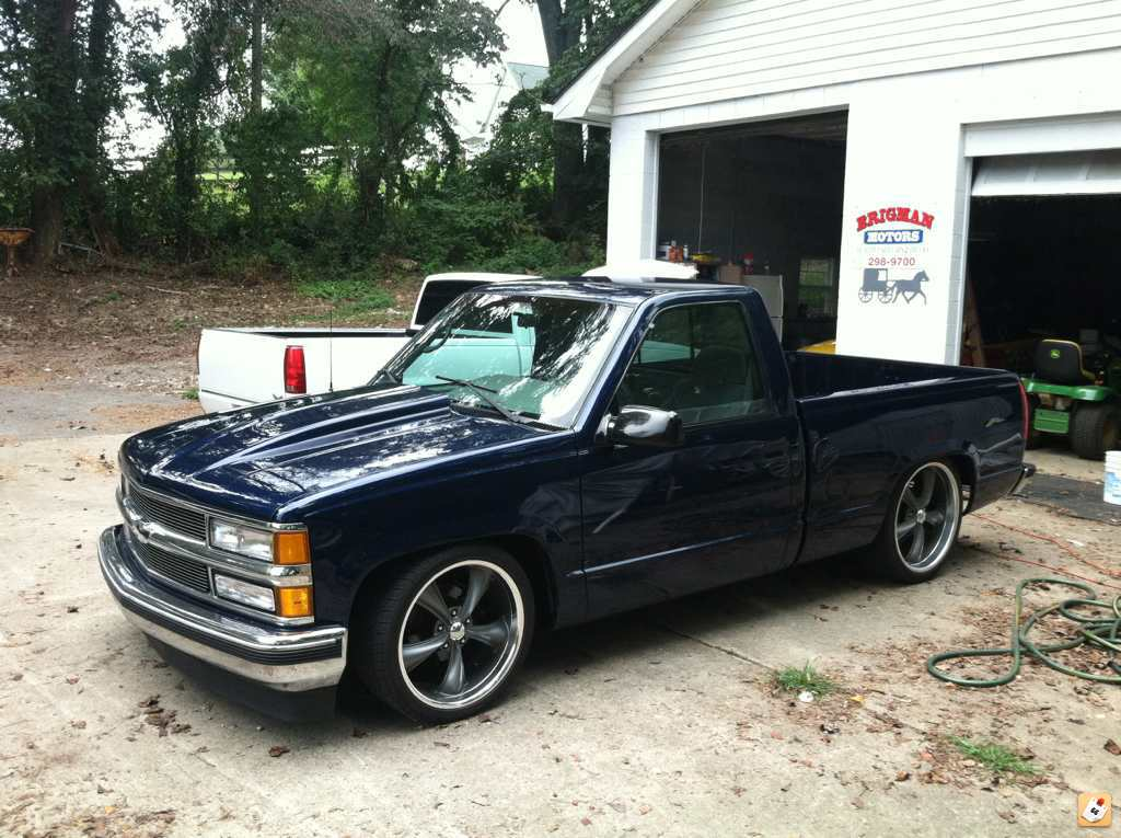 Dropped Single Cabs >> Bagged OBS Pic Thread. - Page 4 | 88-98 C1500 GMT400 | Pinterest