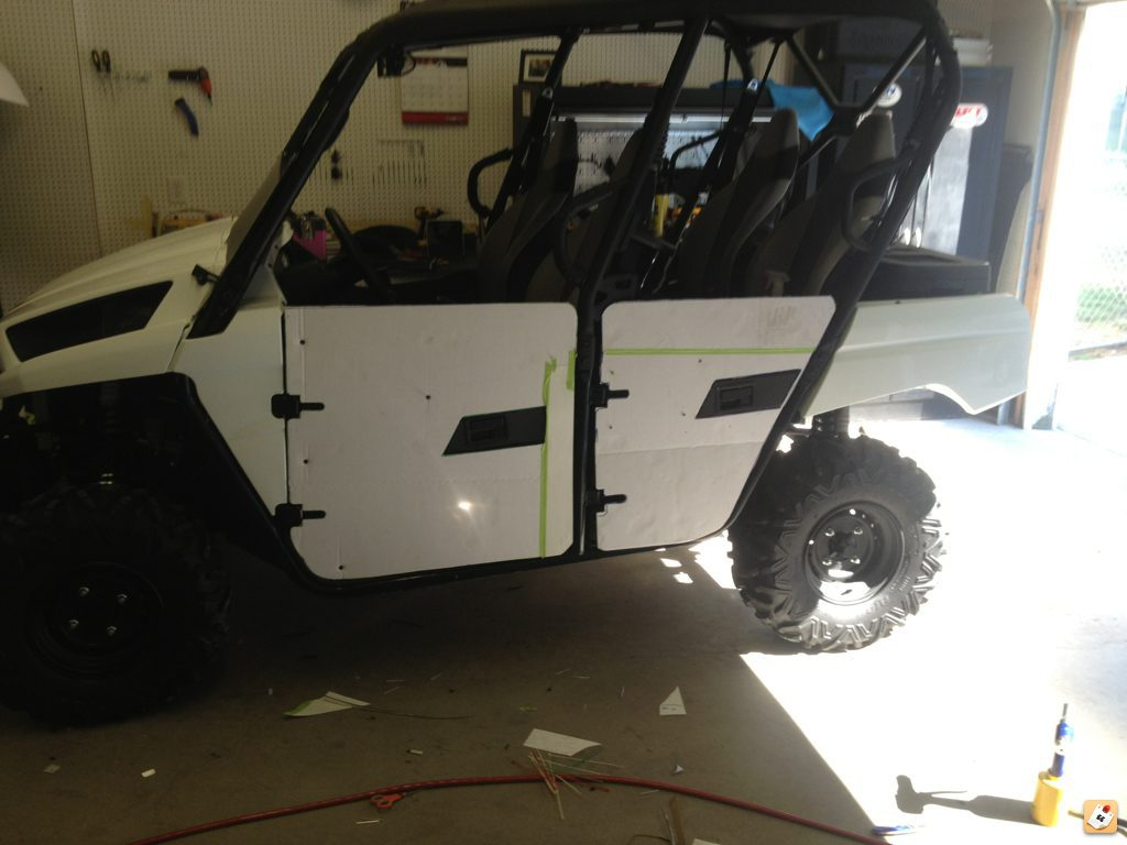 This image has been resized. Click this bar to view the full image. The original image is sized %1%2. & T4 door height extensions - Kawasaki Teryx Forum pezcame.com