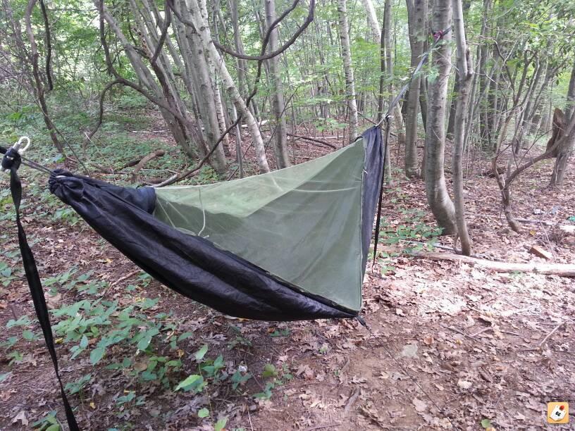 re  diy hammock and bug  guide tutorial diy hammock and bug  guide tutorial  rh   hammockforums