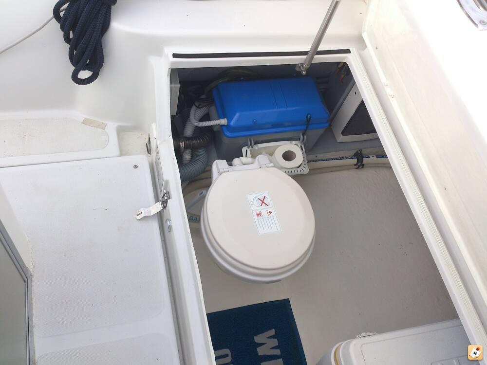 Cabina Bagno Chimico : Attrezzare il campeggio nautico: il bagno gommoni e motori forum