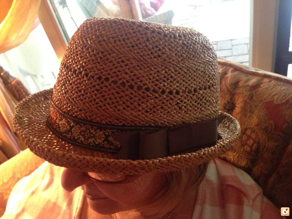 Adding stiffener to a straw hat | Page 2 | The Fedora Lounge