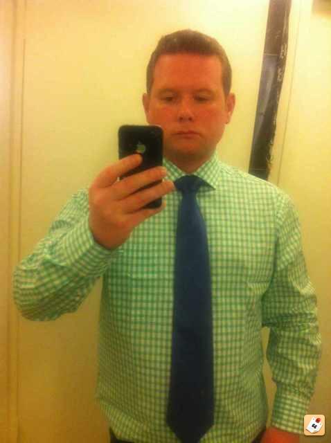 Green Gingham Shirt What Tie Styleforum