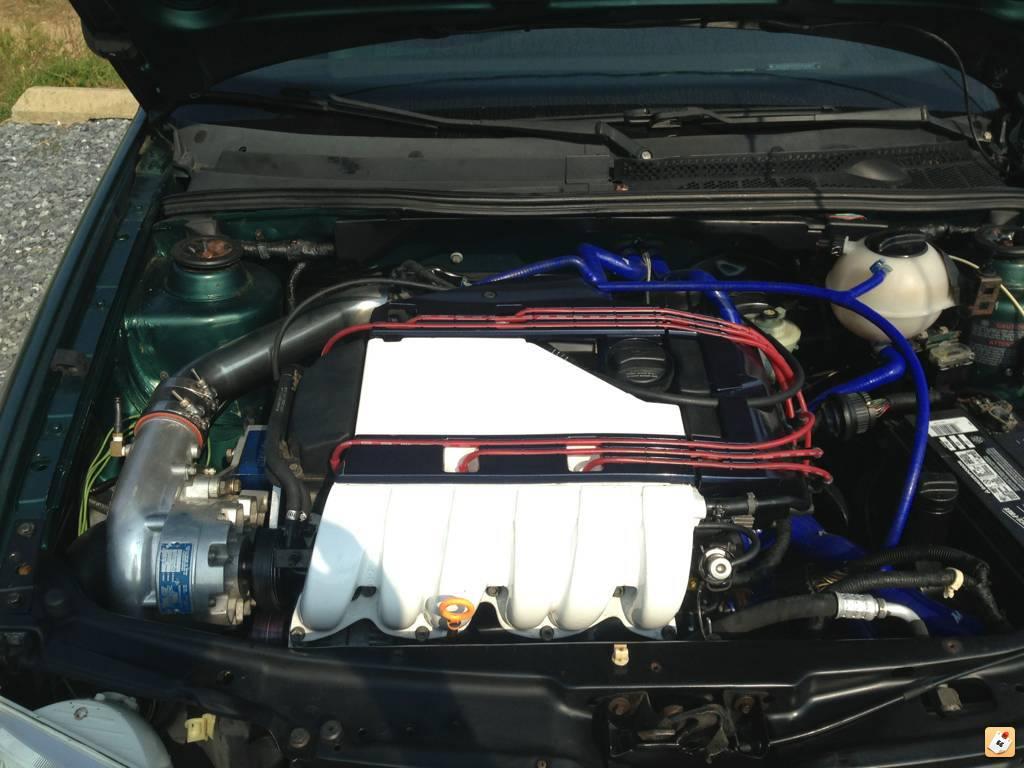 VWVortexcom  Fs Obd2 vr6 vortech v1 supercharger