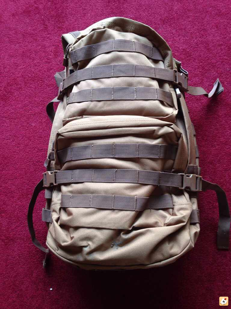Ordered me a LA Police Gear 3 Day Pack | EDCForums
