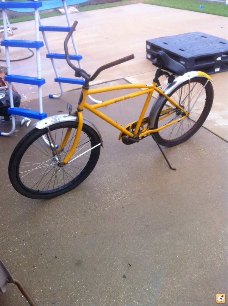 Schwinn Hd Road Side Freebie Gulf Bike Build Rat Rod Bikes