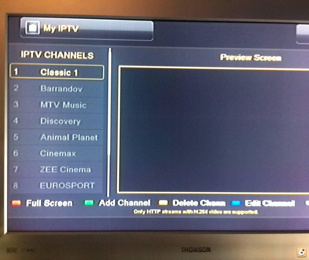 Manual para cargar canales IPTV , por usb en Ariva