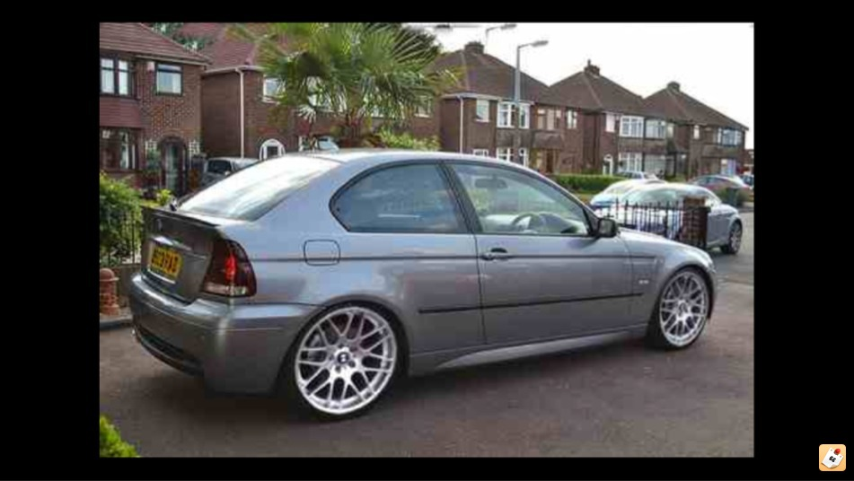 Bmw E46 318ti Compact E46 Photo Zone E46 Zone Forum