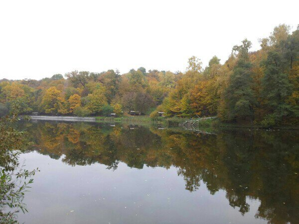Озеро Дидоровка