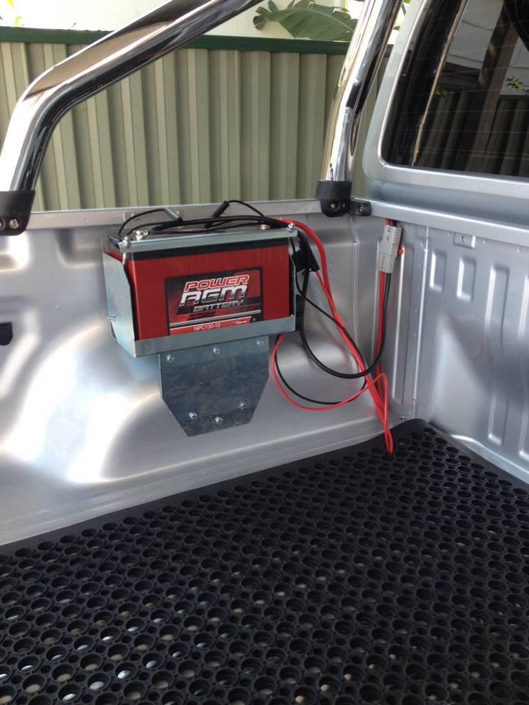 Dual Battery System Archive Page 2 Ausamarok Volkswagen Setup For Trucks Amarok Forum Of Australia New Zealand