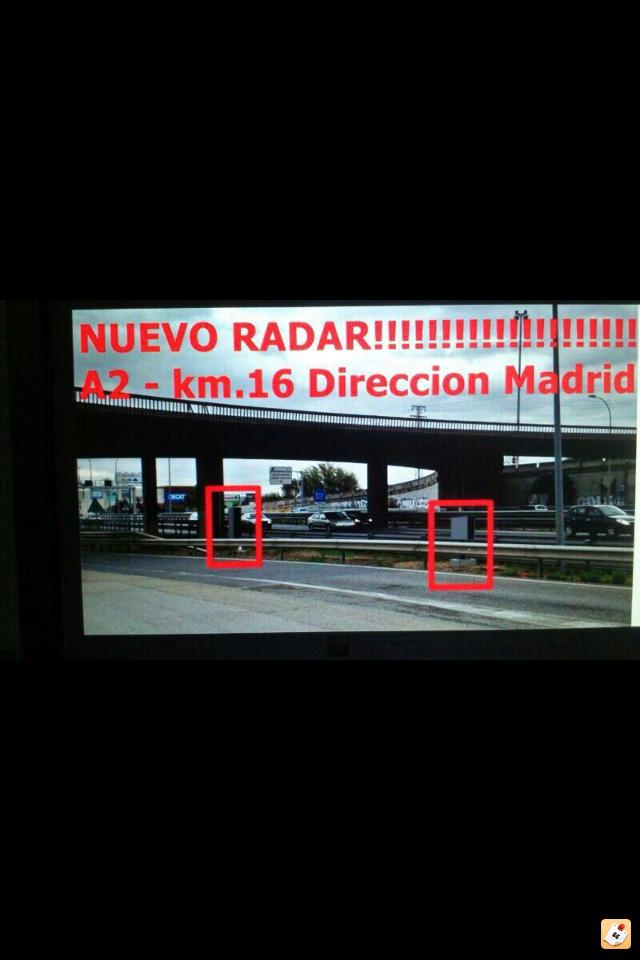 foro radar fijo movil: