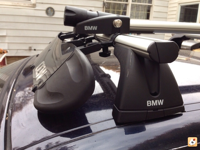 ... Bmw 335i Roof Rack Installed. For Fastest Response Text Me 631 838 2622