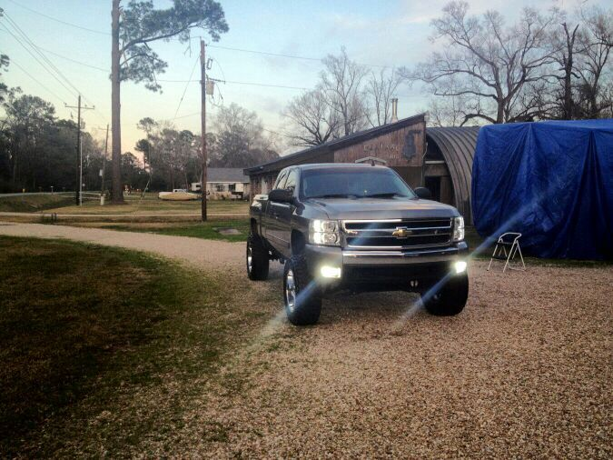Question led light bar mounting suggestions chevy truck forum img aloadofball Images