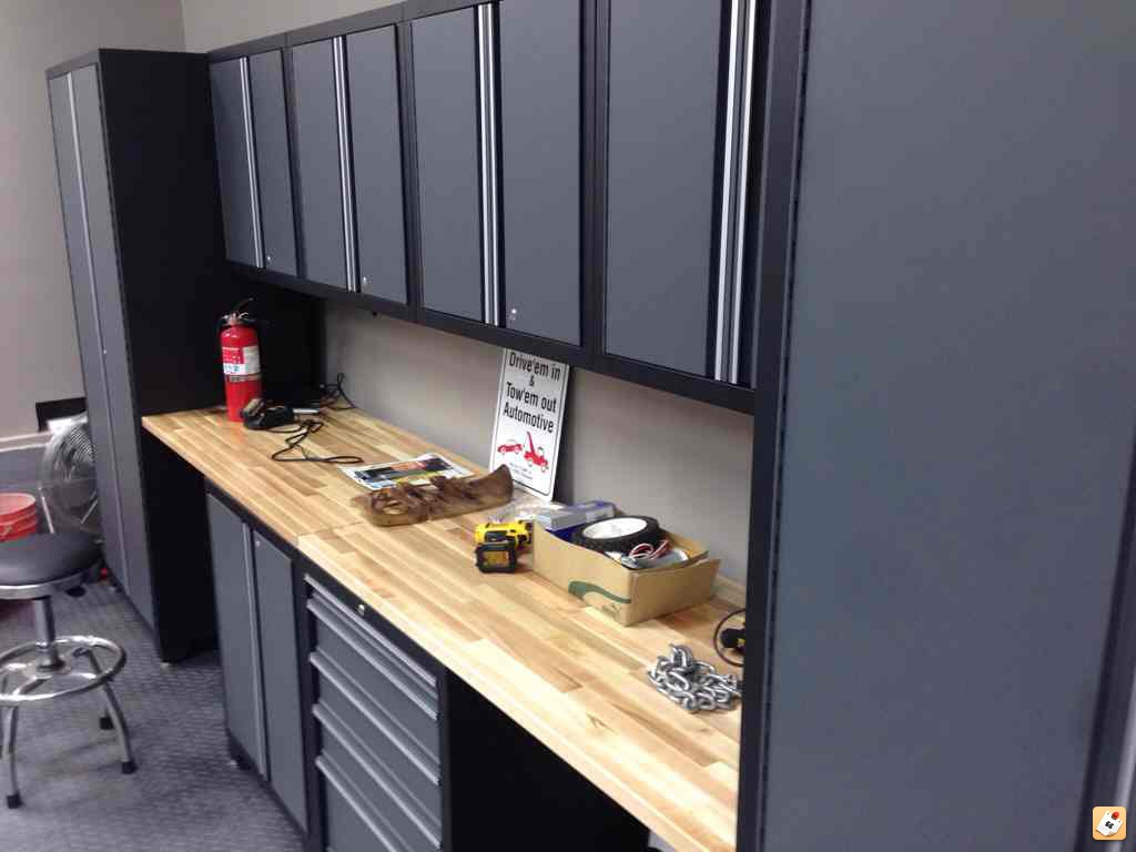 """does anyone have """"new age"""" garage cabinets? - the garage journal board"""