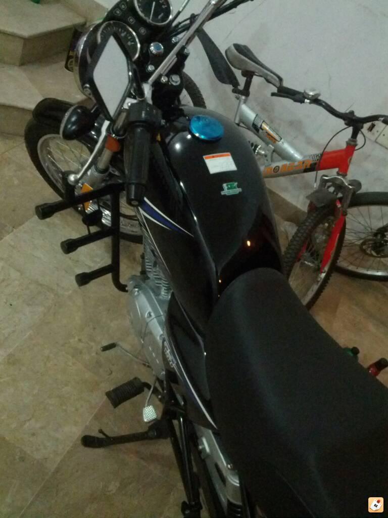My brand new Suzuki GS150 (2014 model) - u3ahyse9