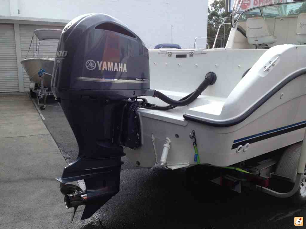 300hp Outboard Current Market Costs -       [Archive