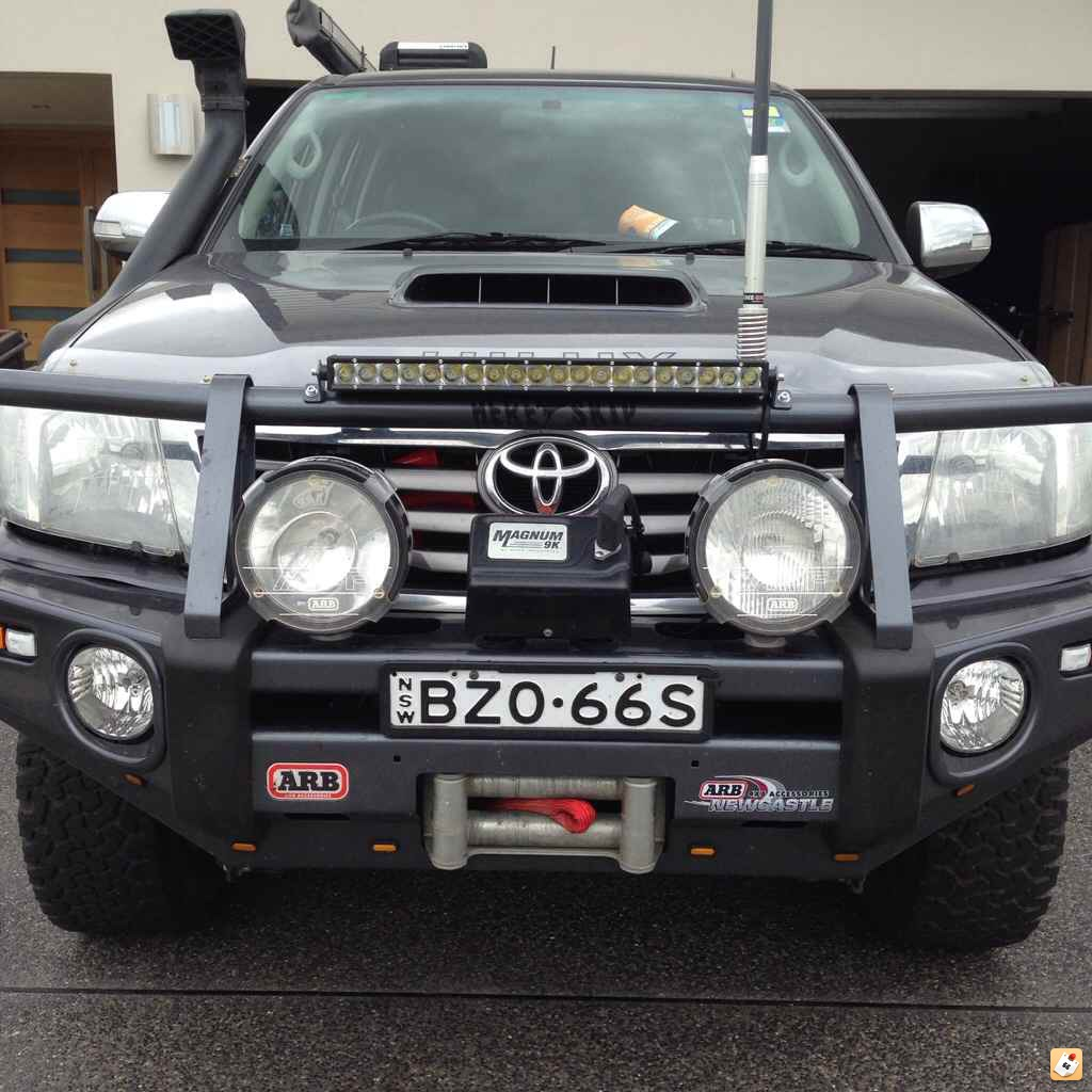 Arb bull bar led lights light catalogue light ideas arb bull bar led lights light shop light ideas aloadofball Image collections