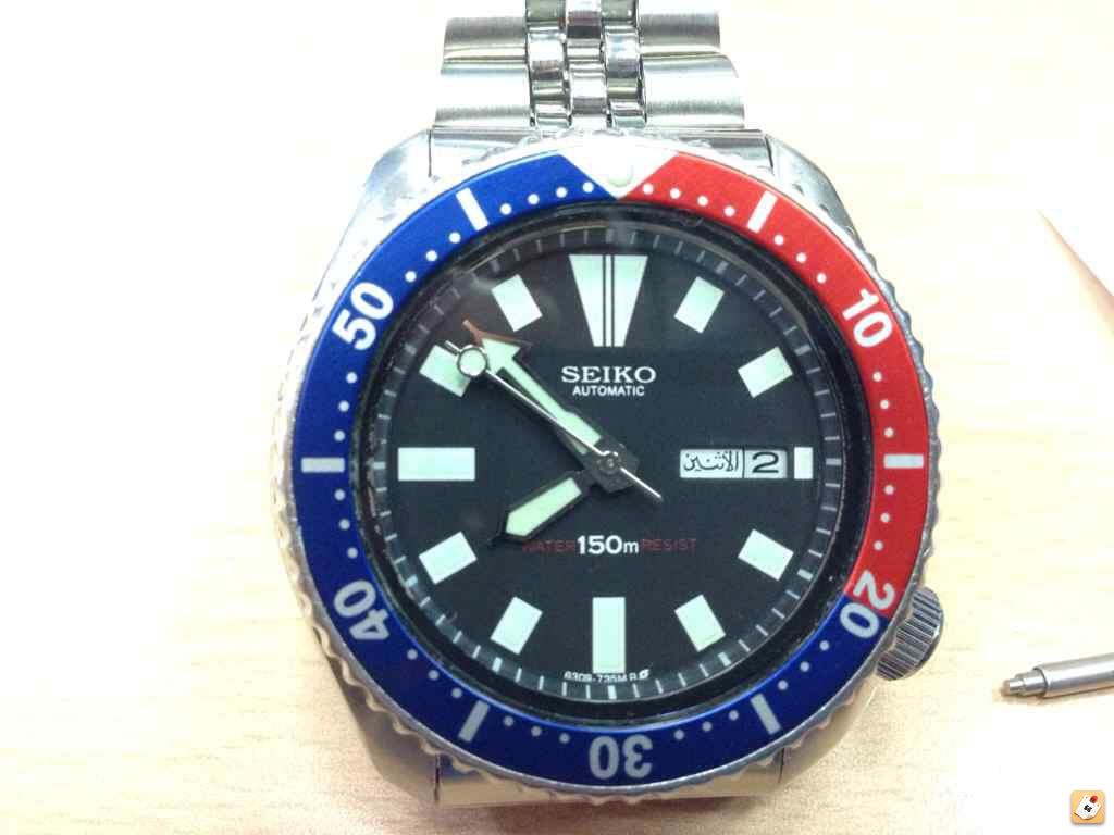 Vendo Seiko 6309-7290 Ha2ehere